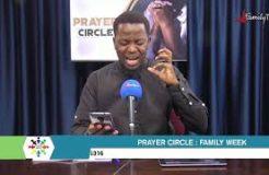 Prayer Circle - 7/10/2021 (Family Week)