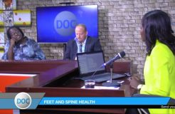 DOCTORS ON CALL-13TH JANUARY 2019 (FEET AND SPINE HEALTH)