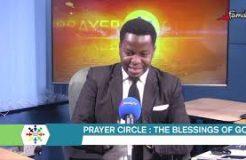 PRAYER CIRCLE-22ND SEPTEMBER 2020 (THE BLESSINGS OF GOD)