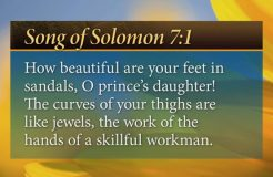 It is Written 12th March 2017 - The Song of Solomon