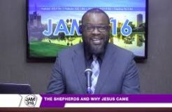JAM 316-25TH DECEMBER 2018 (SHEPHERDS AND WHY JESUS CAME)