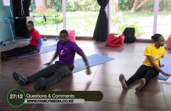 FAMILY FITNESS-13TH APRIL 2019