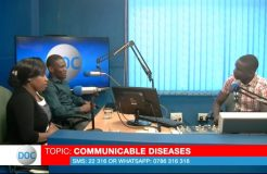 Doc 10th September 2017 'Communicable Diseases""