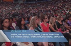 Joyce Meyer Swahili  August 2016
