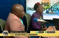 Pastors On Call 28th September Questions & Answers