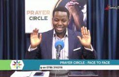Prayer Circle - 23/9/2021 (Face to Face)