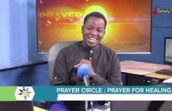 PRAYER CIRCLE - 15TH FEBRUARY 2021 (PRAYER FOR HEALING)