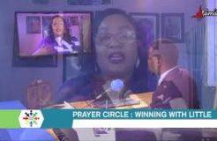 PRAYER CIRCLE-17TH SEPTEMBER 2020 (WINNING THE LITTLE)