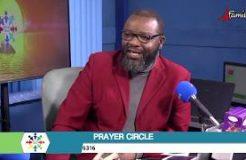 PRAYER CIRCLE-11TH JUNE 2020