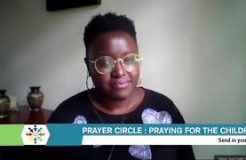 PRAYER CIRCLE-4TH SEPTEMBER 2020 (PRAYING FOR THE CHILDREN)