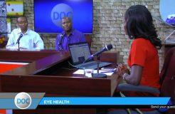 DOCTORS ON CALL-20TH JANUARY 2019 (EYE HEALTH)