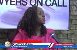 LAWYERS ON CALL-27TH NOVEMBER 2018 (CHILD RIGHTS)