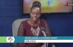 PRAYER CIRCLE-13TH JULY 2020 (DEVELOPING A STRONG SPIRIT)