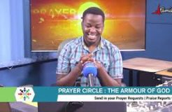 PRAYER CIRCLE - 16TH OCTOBER 2020 (THE ARMOUR OF GOD)