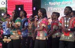 NDEREMO CONCERT 19TH APRIL 2018