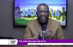 JAM 316-26TH DECEMBER 2018 (THE WISE MEN AND THE GIFTS)