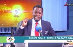 PRAYER CIRCLE - 19TH APRIL 2021(RESTING ON GOD