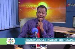 PRAYER CIRCLE - 17TH FEBRUARY 2021 (PRAYER FOR HEALING)