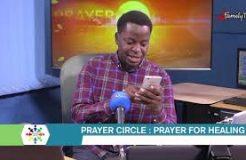 PRAYER CIRCLE - 19TH FEBRUARY 2021 (PRAYER FOR HEALING)