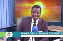 PRAYER CIRCLE - 3RD NOVEMBER 2020 (PRAYING FOR OUR PARENTS)