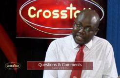 Presidential Race,Ekuru Aukot'