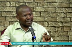 THIS IS THE DAY ENTREPRENEURSHIP 21ST MAY 2018
