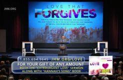 Extravagant Love Forgiving Love