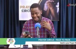 Prayer Circle - 22/9/2021 (Face To Face)