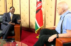 Let's Talk 21st July 2017 Ezekiel Mutua
