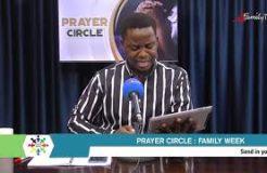 Prayer Circle - 5/10/2021(Family Week)