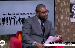 FAMILY MATTERS - 8TH NOVEMBER 2018 (BLENDED FAMILIES)
