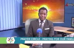 PRAYER CIRCLE - 4TH FEBRUARY 2021 (PRAYING FOR FAMILIES)