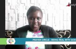 PRAYER CIRCLE - 16TH APRIL 2021 (BEING REAL WITH GOD)