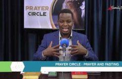 Prayer Circle - 27/7/2021 (Prayer and Fasting)