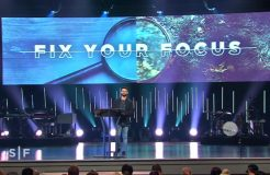 Steven Furtick - The Other Half; Fix Your Focus Part 1