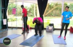 FAMILY FITNESS-4TH MAY 2019 (FULL BODY WORKOUT)